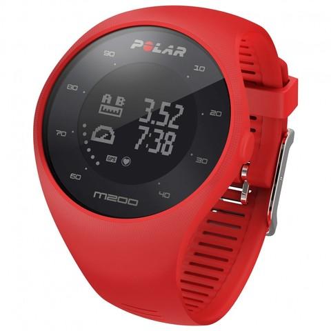 Умные часы Polar M200 GPS красный