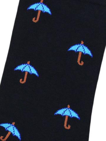 Носки Зонтик черные