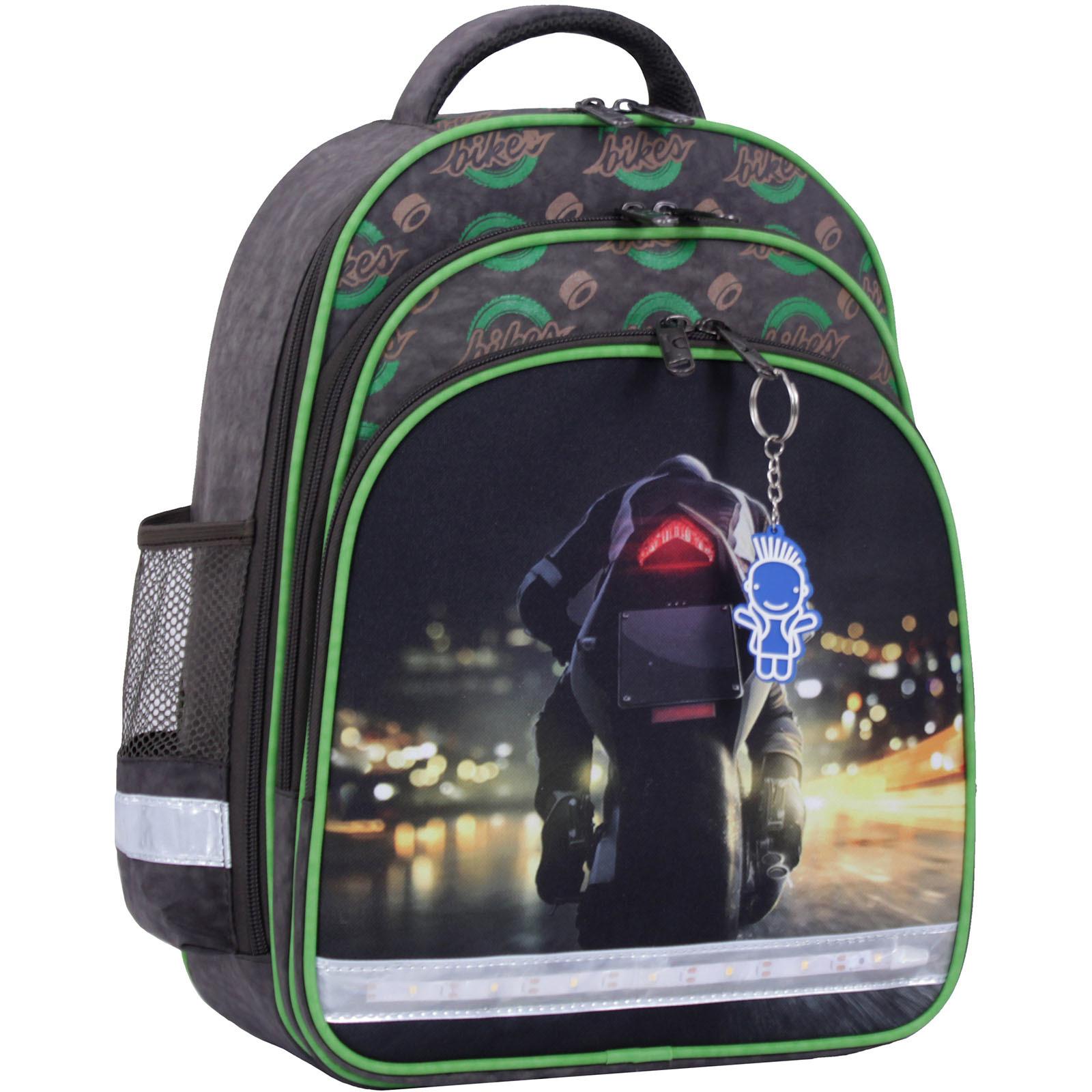 Рюкзак школьный Bagland Mouse 327 хаки 270к (0051370) фото 1