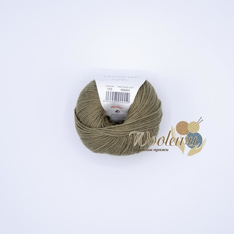 Katia Concept Cotton Yak - 103