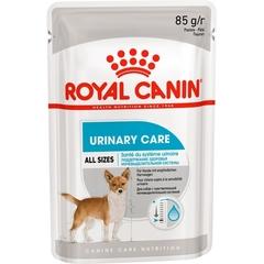 Паштет для взрослых собак, Royal Canin Urinary Care, с чувствительной мочевыделительной системой