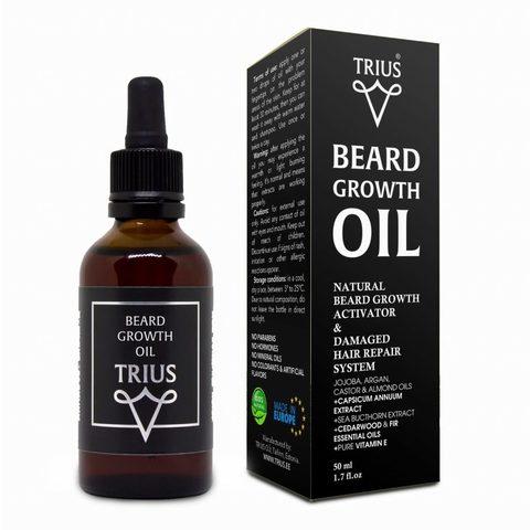 Trius Масло для роста бороды (50 ml)