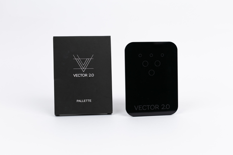 Палитра для окрашивания бровей Vector 2.0