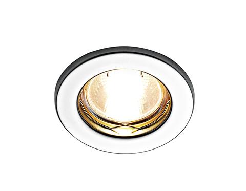 Встраиваемый точечный светильник FT9210 CH хром MR16