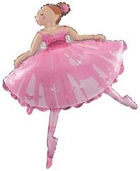 К Фигура, Балерина, 45