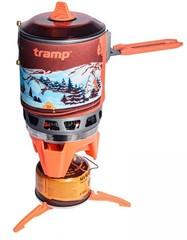 Система для приготовления пищи Tramp 0.8л, оранжевый