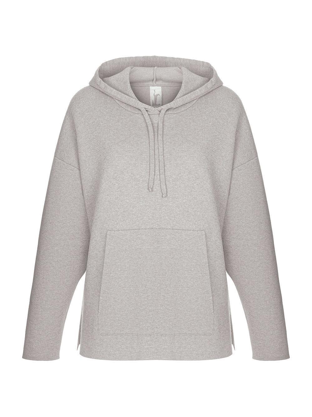 Женский свитер светло-кофейного цвета из вискозы - фото 1