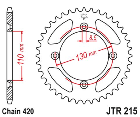 JTR215