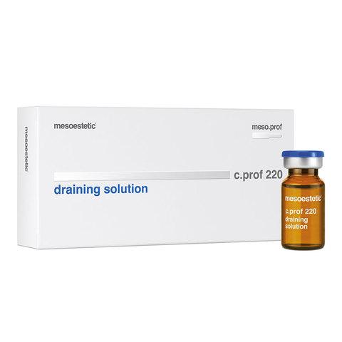 Дренажный коктейль / c.prof 220 draining solution 10 ml