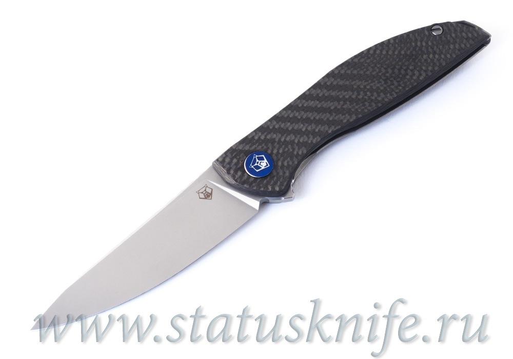 Нож Широгоров ХатиОн Zero M390 - фотография
