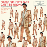 Elvis Presley / 50,000,000 Elvis Fans Can't Be Wrong (Elvis' Gold Records - Volume 2)(LP)