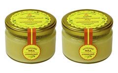 Набор (2 шт.) натурального донникового меда HoneyForYou, 500 г.