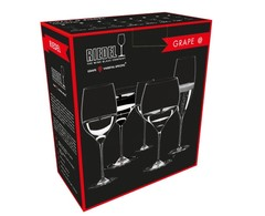 Набор из 2-х бокалов для вина Riedel Oaked Chardonnay, Grape, 630 мл, фото 3