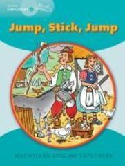 Young Explorers 2 Jump Stick Jump Reader