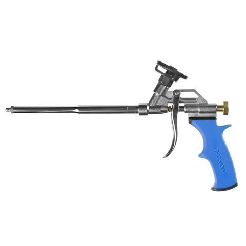 ЗУБР ТИТАН  профессиональный пистолет для монтажной пены, с полным тефлоновым покрытием.