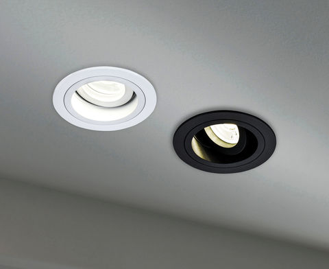 Встраиваемый светильник Maytoni Akron DL025-2-01B