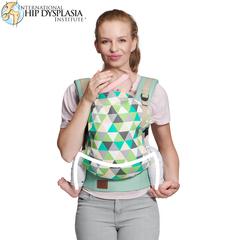 Рюкзак-переноска Kinderkraft Nino Mint