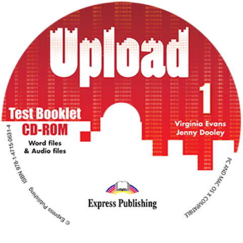 UPLOAD 1 test booklet cd-rom