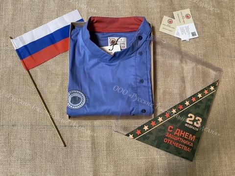 Подарочная Косоворотка «Кавалерная-2.0»