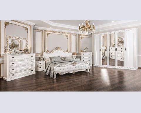 Спальня модульная НАТАЛИ-1