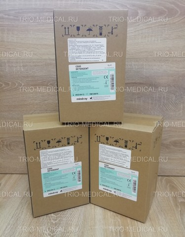 Детергент CD80 (CD80 Detergent) 1л. Shenzhen Mindray Bio-Medical Electronics Co., Ltd., Mindray/ Шэньчжэнь Майндрэй Био-Медикал Электроникс Ко., Лтд., КНР