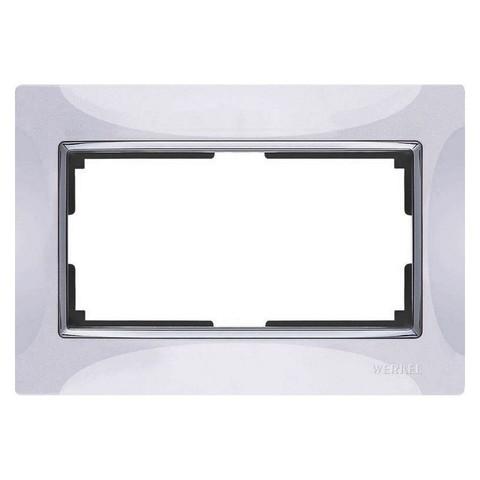 Werkel Рамка WL03-Frame-01-DBL белый