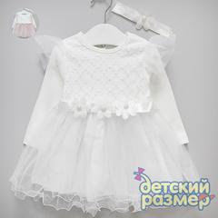 Платье (повязка, кружево)