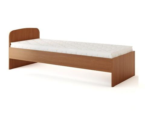 Кровать КР-01 бук темный