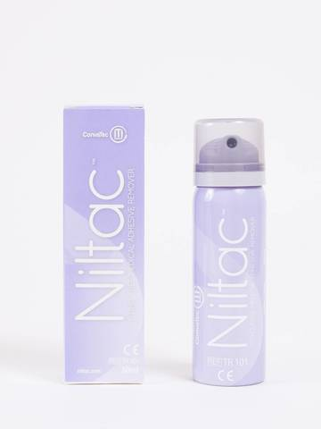 Очиститель для кожи в виде спрея Niltac