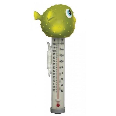 Термометр игрушка Kokido K265DIS/6P Рыбка-фугу / 12175