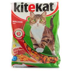 """Корм для кошек Kitekat """"Мясной пир"""" 350г"""