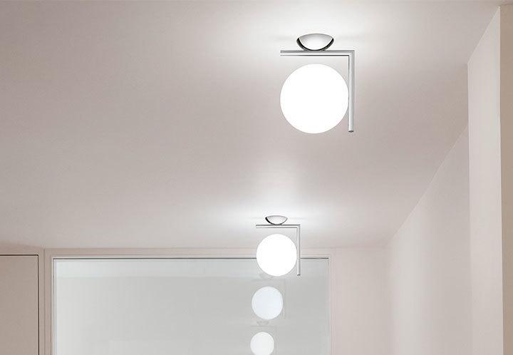 Настенный светильник копия IC C/W 2 by Flos