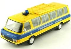 ZIL-118KL Criminalistics Police USSR 1:43 DeAgostini Service Vehicle #13