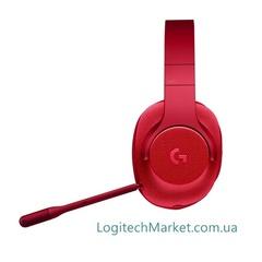 LOGITECH G433 Fire Red [199178]