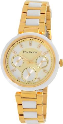 Наручные часы Romanson RM7A01FLG(GD)