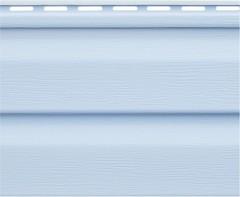 Панель виниловая голубая Т-01 - 3,66м