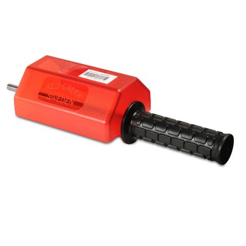 Ручка для роторной щетки RED CREEK 100мм с защитным кожухом