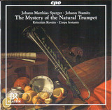 Krisztian Kovats, L'arpa Festante ‎/ The Mystery Of The Natural Trumpet (CD)