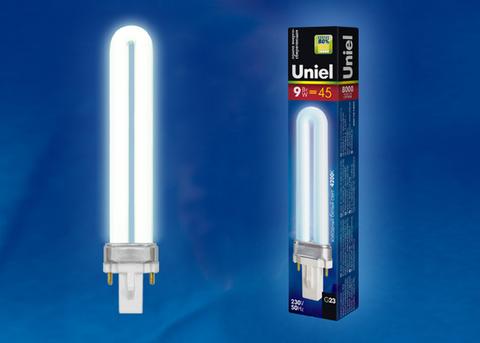 ESL-PL-9/4000/G23 Лампа энергосберегающая. Картонная упаковка