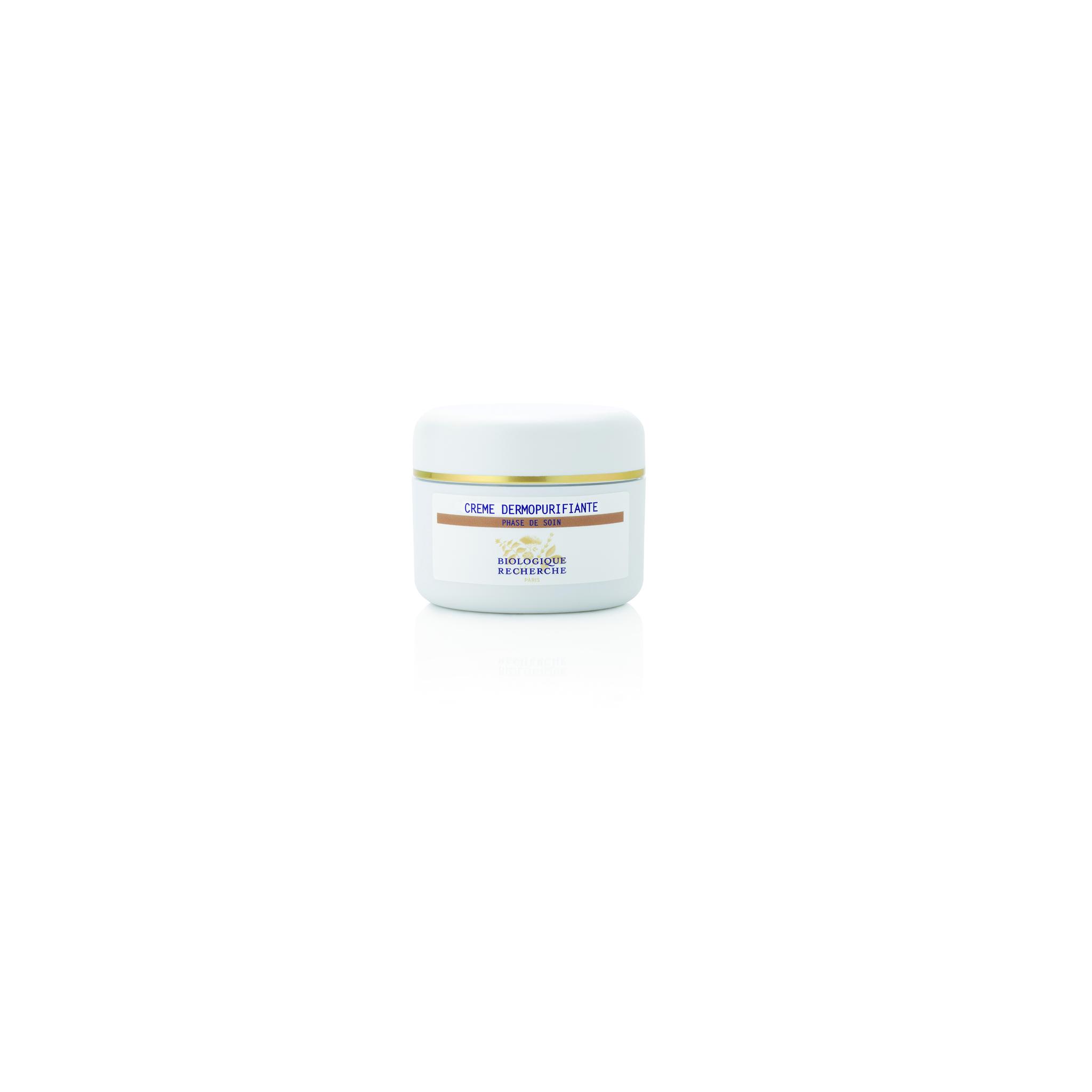 Крем дермоочищающий BIOLOGIQUE RECHERCHE Dermopurifiante 50 мл