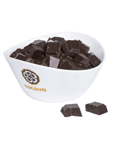 Тёмный шоколад 70 % какао (Индонезия, WEST PAPUA, Ransiki), внешний вид