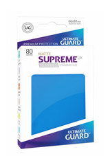 Supreme Sleeves Standard Size Matte Royal Blue(UX)