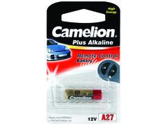 Батарейки Camelion A27, 12V (1/10) BL