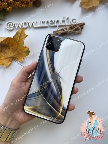 Чехол iPhone 7/8 Polaris smoke Case Logo /black/