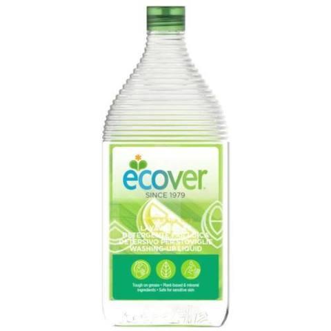 ECOVER Жидкость для мытья посуды с лимоном и алоэ-вера. 950мл