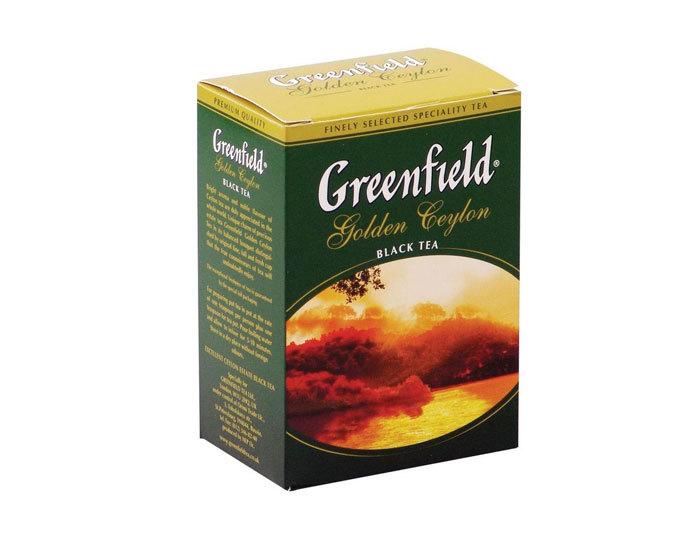Greenfield Golden Ceylon, 100 г