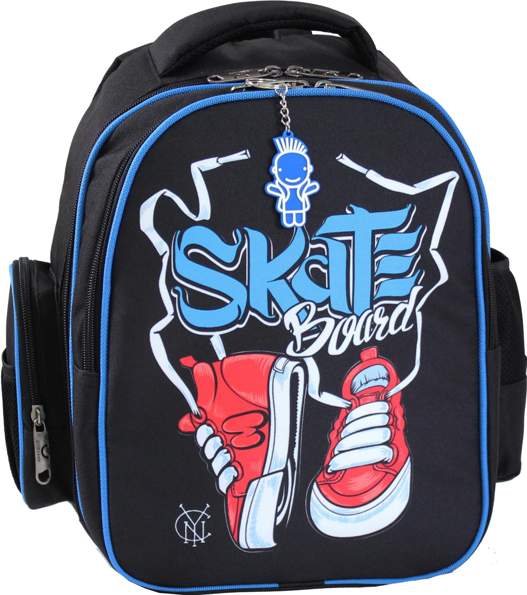 Школьные рюкзаки Рюкзак Bagland Pupil 14 л. черный 201 К (0012566) IMG_9970.JPG