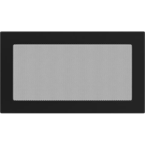 Вентиляционная решетка Черная (17*30) 30C