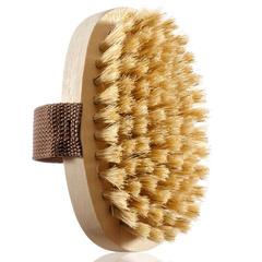 LUNO - Щетка для сухого массажа без ручки