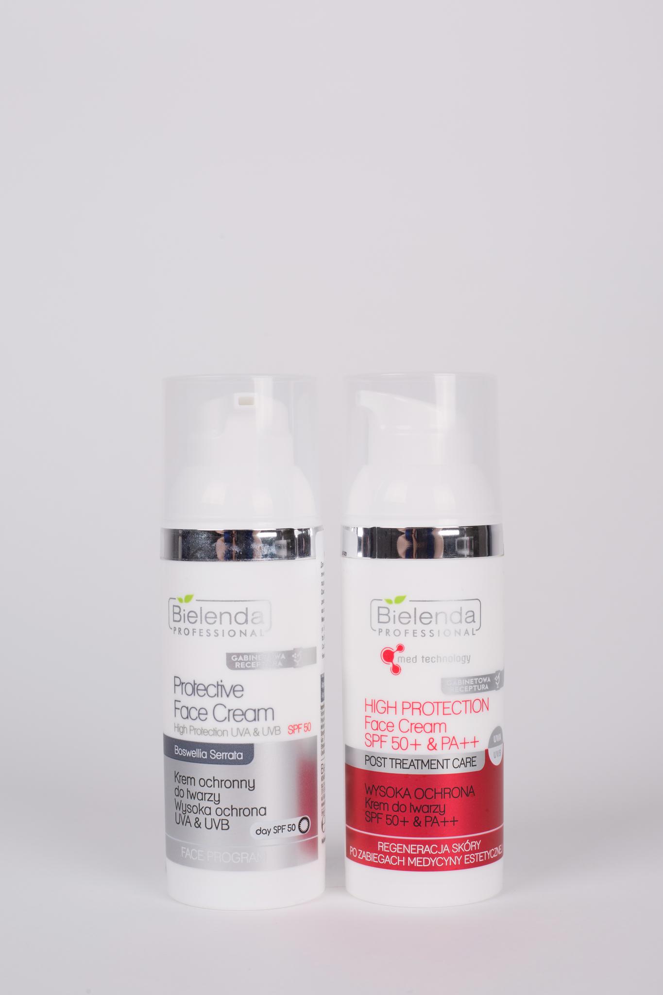 POST TREATMENT CARE крем для  защиты лица, SPF 50 & PA++, 50 мл.